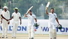 Centurions Tanzid, Al-Amin flatten Zimbabwe bowlers