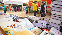 Amar Ekushey Book Fair: Low readership no hindrance for poetry book publishers