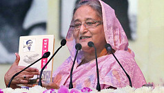 PM vows to take Bangladesh's art, culture on world stage