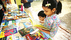 Overwhelming participation of children marks book fair