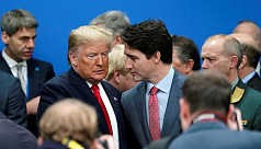 Trump and Trudeau discussed coronavirus in Friday phone call