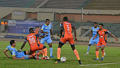 Brothers hold Abahani