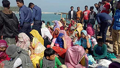 Trawler capsize: Another Rohingya rescued...