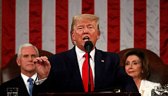Trump in State of Union speech: I keep...