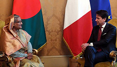 Italy pledges to give €1mn for the Rohingyas crisis