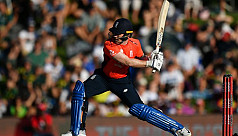 Morgan guides England to T20 series...
