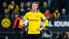 Reus ruled out for at least four...