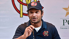 Sangakkara makes poignant return to Pakistan attack scene