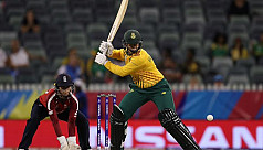 SA hold nerve for win over England at...