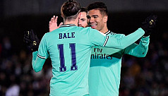 Casemiro: Bale deserves more respect