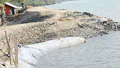 Govt takes 4 projects to construct embankments...