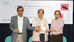Translation of Syed Manzoorul Islam's 'Ajgubi Raat' launched at ULAB