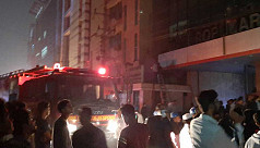 Fire at Popular Diagnostic Centre in Dhanmondi doused
