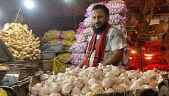 Chinese garlic, ginger out of stock
