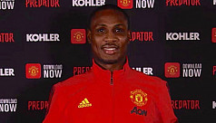 Ighalo steers clear of Utd training...