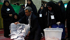Iran announces low poll turnout, blames coronavirus 'propaganda'