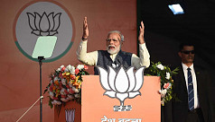 Modi vows 'grand' Ram temple at...