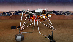 Nasa robotic lander confirms quakes on Mars