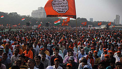 Regional Indian party organizes rally...