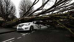 Storm Dennis wreaks havoc across UK,...