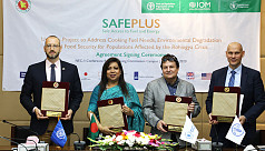 UN launch initiative to improve environment, livelihoods in Cox's Bazar