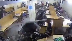 New CCTV footage shows Delhi police assaulting Jamia students in library