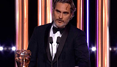 Joaquin Phoenix calls out 'systemic racism' in Bafta speech