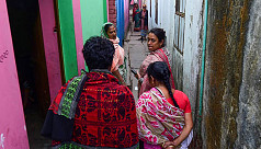 Bangladesh inoculates older sex workers at biggest brothel