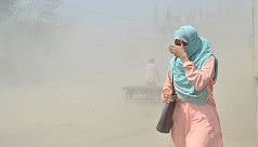 Dhaka's air is hazardous