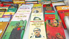 130 new books on Bangabandhu hit book...