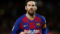 Messi unwilling to renew Barca contract,...