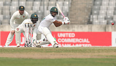 Bangladesh in the driving seat after...