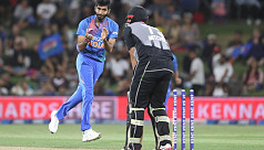 Bumrah sparks India win over NZ to sweep...