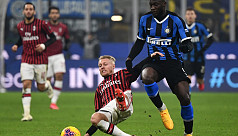 Milan rivals to play first virtual...