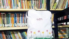 City polls banners turned into school bags
