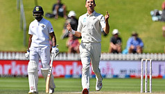 New Zealand complete 10-wicket win over India to clinch first Test
