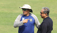 Domingo yet to be told to discuss strategies with Nazmul