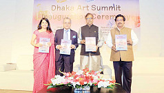 5th edition of Dhaka Art Summit kicks off