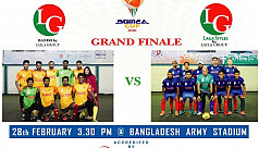 BGMEA Cup grand finale Friday
