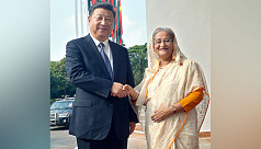 Covid-19: Chinese president phones Bangladesh PM offering help