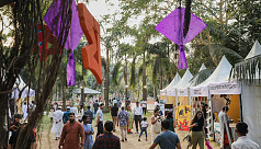 In pictures: First Gulshan Boi Mela...