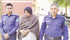Man held for raping a physically challenged...