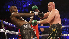 Fury batters Wilder in TKO triumph in WBC heavyweight title rematch