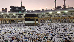 Saudi to allow around 1,000 pilgrims...