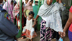 Dozens of Rohingya face charges for...