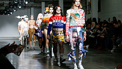 'London Fashion Week' opens amid coronavirus...