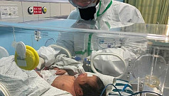 Baby tests positive for coronavirus...