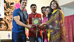 Suman urges youth to take care of mental health
