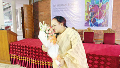 Celebrating Of Women Born with artist Razia Sultana Khan