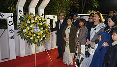 Bangladesh Embassy in Rome observes...